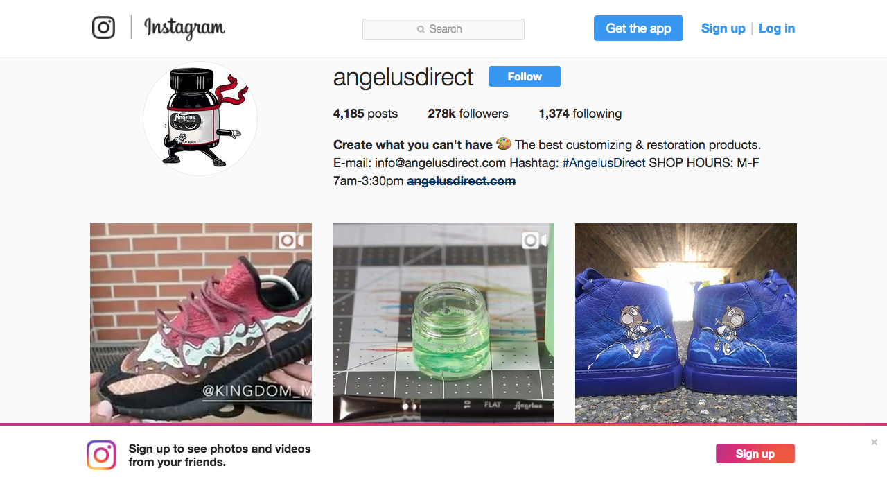 Angelus-direct-instagram