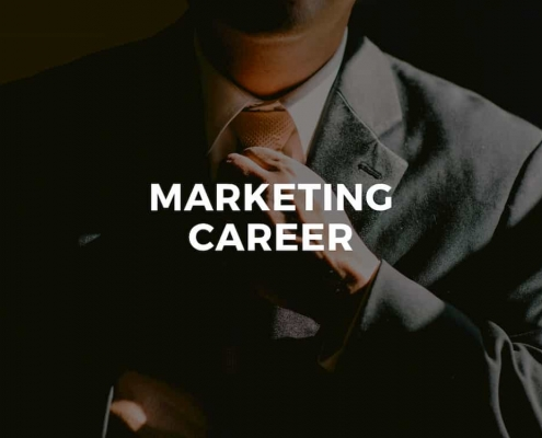 marketing career