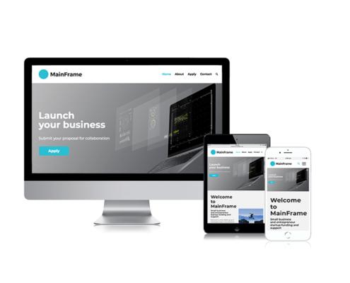mainframe-website-design