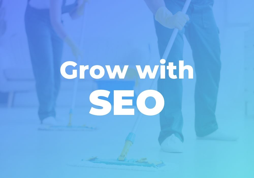 seo for cleaning companies