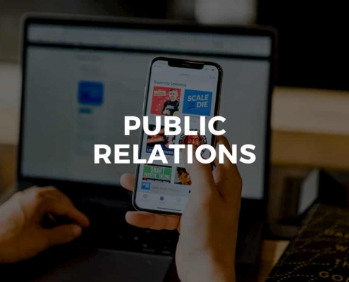 using public relations for SEO